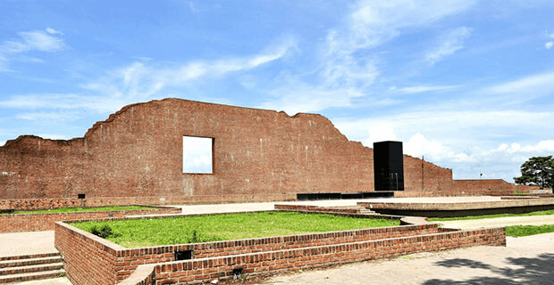 Martyred Intellectuals Monument In Bngladesh
