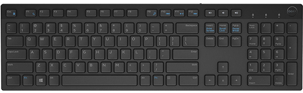 Dell Wired KB216 Keyboard
