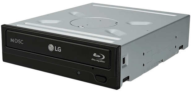 LG Super Multi Blu-Ray ReWriter WH16NS40